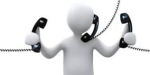 telephone guy
